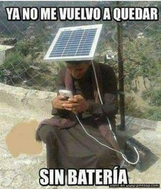 Go Green 4 Health. Successful Experts Share Their Solar Energy Advice With You. When thinking about alternative energy sources, solar energy is one that most people think of first. Memes Estúpidos, Funny Memes, Hilarious, Jokes, Wtf Funny, May I Help You, Advantages Of Solar Energy, Alternative Energy Sources, Renewable Energy