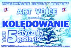 Kolędowanie ART VOICE, 5.1.2016 r.