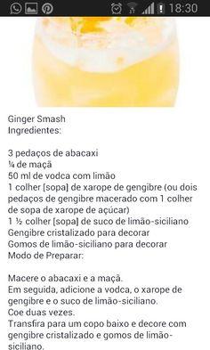 Ginger smash