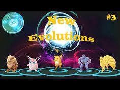 Pokemon Go: Evolving 5 NEW Pokemon (#3) Including PIKACHU + Lvl 25!!