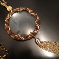 Magnifying Glass or pendant Wrapping   JewelryLessons.com