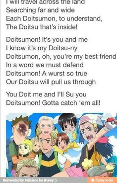 Hetalia x Pokémon The definition of beauty. Pokemon, Pikachu, Hetalia Funny, Hetalia Axis Powers, Memes, I Laughed, Fangirl, Hetaoni, Anime