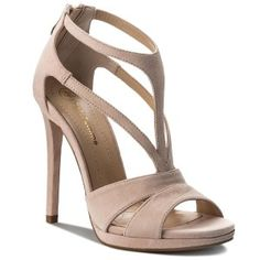 Sandalias SOLO FEMME Liu Jo, Clarks, Tommy Hilfiger, Shoes, Fashion, Pink, Dressy Sandals, Natural Leather, Wedding Shoes