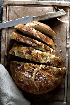 """A """"SOURDOUGH STARTER""""… HOLD THAT THOUGHT, LET ME TAKE AN ADVIL IF a consistent, punctual biological clock is the indicator of good health and well-being, surprisingly as evidence suggests, I may live much longer than I expected. On a daily basis, for past 2... #bread #easy #rustycountrybread"""