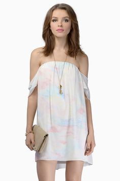 Head In The Clouds Dress