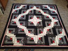 Lynn Welton Zimmerman shared this stunning quilt on MyQuiltPlace.com