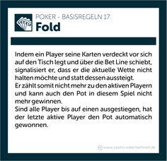 Poker regeln erklärt Fold aussteigen Pray, Legends