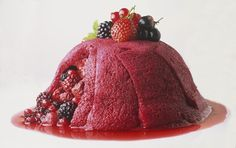 Easy English Summer Pudding Recipe