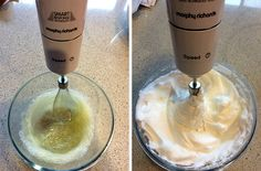 Easy macarons using a hand blender? Now possible thanks to the Total Control suite by Morphy Richards