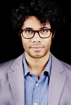 Richard Ayoade  i  love him as MOSS in IT CROWD