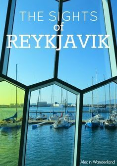 The top things to see while visiting Reykjavik, Iceland