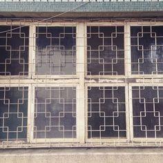 #台南 #鐵窗花 #喜歡老房子系列