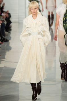 Неделя высокой моды в Париже: Ulyana Sergeenko, Chanel, Christian Dior, Maison Margiela