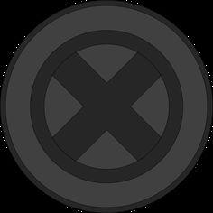 My first X-Men Logo. Original:img121.imageshack.us/img121/20…