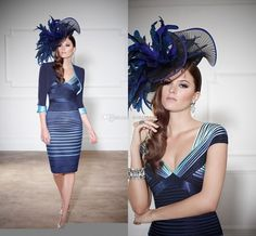 New Plus Size V-neck Sheath Short 2014 Mother Mother of the Bride Dresses   Buy Wholesale On Line Direct from China