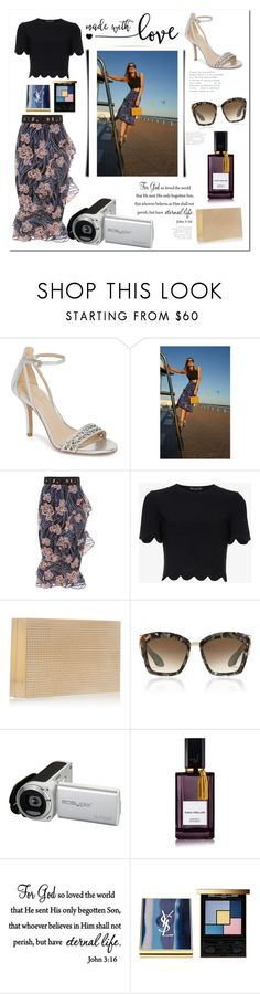 """""""girl's trip"""" by bellamonica ❤ liked on Polyvore featuring Pelle Moda, Rasario, Alexander McQueen, Diana Vreeland, Yves Saint Laurent, girlstrip and WineTastingOutfit"""