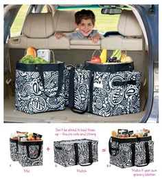 Great on the Go...Thirty-One Gifts 2015 Spring-Summer Collection (US) Various colors/prints available. https://www.mythirtyone.com/heavenlymama/