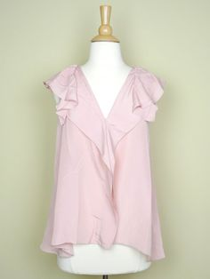 Pink Ruffle Top - $28.00 : FashionCupcake, Designer Clothing, Accessories, and Gifts
