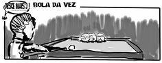RABISCOS ENQUADRADOS: DESCE MAIS 3! Nº 124,5: ENCAÇAPA!