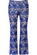 Stella McCartney    ~ Guipure embroidered lace and crepe pants