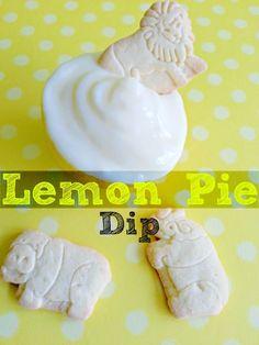 Lemon Pie Dip recipe.