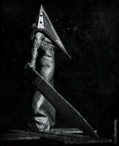 ArtStation - Pyramid Head, Max Kazansky