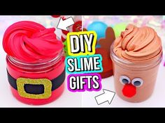 Arts And Crafts Michaels Diy Christmas Slime, Diy Christmas Gifts, Christmas Christmas, Holiday Crafts, Christmas Ornament, Diy Crafts For Girls, Diy Arts And Crafts, Kid Crafts, Easy Crafts