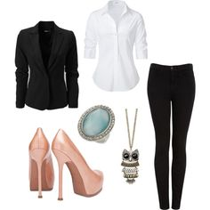 What to Wear - Professional Attire - Ladies