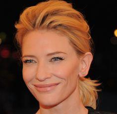 Cate Blanchett, the parfect skin