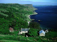 Benvane Farm (Murlough Bay, Northern Ireland) #BloggersGo