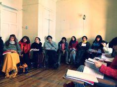Diplomado Ser Humano Integral. Participantes del primer encuentro.