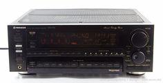 Pioneer VSX-D1S AV Stereo Receiver 310 Watts Dolby Pro Logic 5.1 Turntable Ready #PIONEER