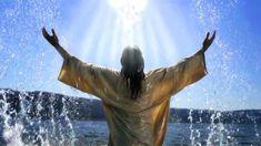 Jesus e espírito santo