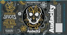 TABC Label and Brewery Approvals November 13th 2015-Audacity - Cream Soda
