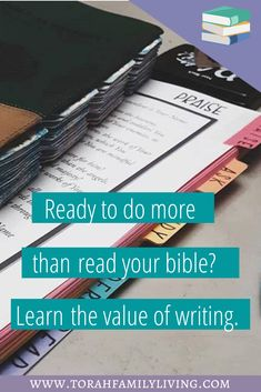 Unlike simply reading our Bibles, which can be ineffective due to distractions, sleepiness, etc., copying Scripture engages more of your brain, and requires you to pay attention. It firmly sets Scripture's timeless ideas in our minds so that we have an easier time meditating on and applying those ideas. We need to keep ourselves fueled with the bread of Scripture, first, to avoid the aforementioned monotony, and second, to have plenty of spiritual material with which to feed our children. Christian Homeschool, Meaningful Conversations, Writing Challenge, Bible Activities, Scripture Study, Good Life Quotes, Torah, Learning To Be, Pay Attention