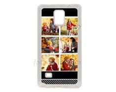 Cover Note 4 in silicone grafica collage