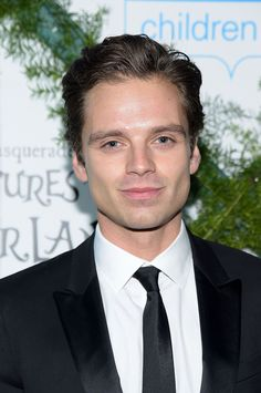If you don't know who Sebastian Stan is by now, then let this post guide you.