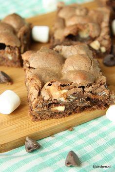 Bumpy Brownies - SJ Kitchen