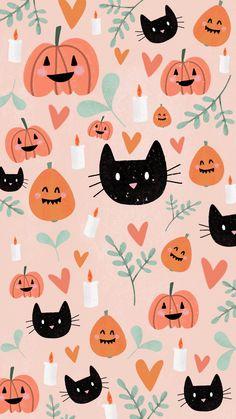 Cute Fall Wallpaper, Iphone Wallpaper Fall, Apple Watch Wallpaper, Iphone Wallpaper Tumblr Aesthetic, Halloween Wallpaper, Iphone Background Wallpaper, Halloween Backgrounds, Cute Backgrounds, Cellphone Wallpaper