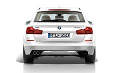 BMW 5 Touring with X - Outdoor Pack - Version #3 | BMW 5 Touring s X - Outdoorovým paketem - Verze #3