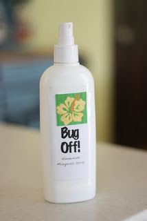 Homemade bug spray - My fav recipe