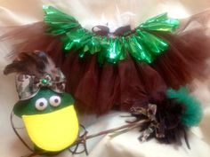 Mallard Duck Costume Set by SeeSalSew on Etsy, $40.00