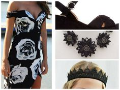 Melbourne Cup Members outfit 2014