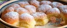 Yeast dough buns with quark filling - Backen, Torten, Kuchen, Gebäck - Baked Chicken Tenders, Baked Chicken Recipes, Pudding Desserts, Pudding Cake, Nutella Drink, Biscuit Pudding, Biscuit Cake, Bake Mac And Cheese, Biscuits