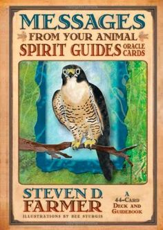 Messages from Your Animal Spirit Guides Oracle Cards: A 44-Card Deck and Guidebook! by Dr. Steven D. Farmer, http://www.amazon.com/dp/1401919863/ref=cm_sw_r_pi_dp_C2Gaqb1YXXA02