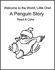 """""""Welcome to the World, Little One!"""" is an adorable story about an emperor penguin family. Students will love reading it and creating their very own penguin book while they learn where emperor penguins live and how both parents care for the egg. At the end of the story, the daddy penguin will welcome his little one into the world!Perfect to use during any penguin unit, while studying Antarctica or animals of the arctic (habitats)."""