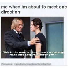 haha... first things first must find out how to meet them!