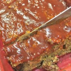 This vegetarian lentil loaf made with oats vegetables flax seed and seasoning is a hearty meal vegetarians and meat-eaters all love! Best Lentil Recipes, Vegetarian Recipes, Healthy Recipes, Healthy Eats, Delicious Recipes, Lentil Loaf, Loaf Recipes, Dishes Recipes, Vegetarian Barbecue