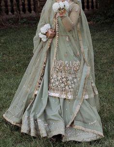 Nikkah Dress, Shadi Dresses, Pakistani Formal Dresses, Pakistani Outfits, Indian Dresses, Indian Outfits, Anarkali, Saree, Pakistan Wedding