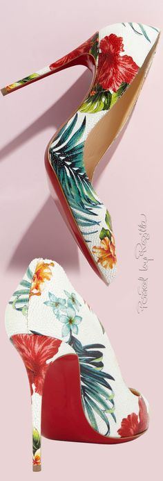 Regilla ⚜ Christian Louboutin https://www.pinterest.com/lahana/shoes-zapatos-chaussures-schuhe-%E9%9E%8B-schoenen-o%D0%B1%D1%83%D0%B2%D1%8C-%E0%A4%9C/